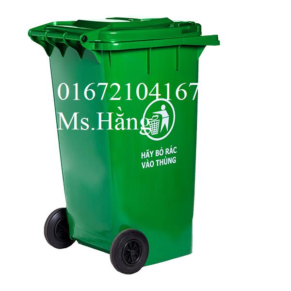 Thùng rác nhựa HPDE Lh 01672104167