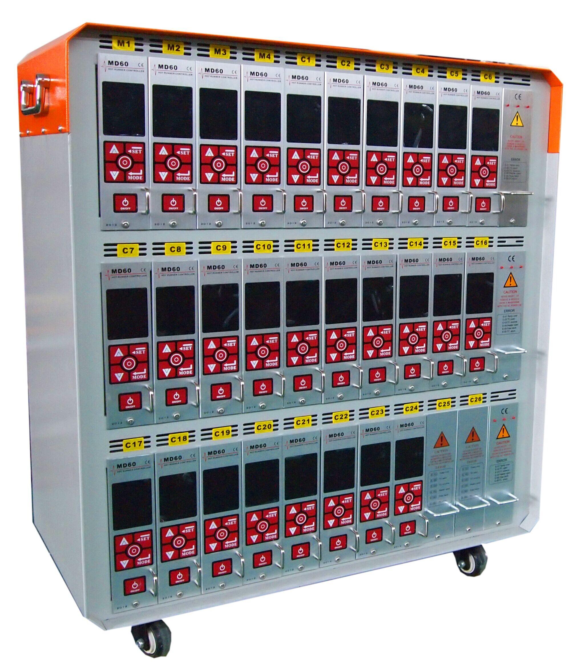 Bộ điều khiển nhiệt khuôn - Hot runner controller