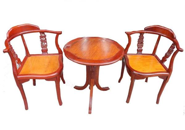 Mẫu bàn ăn gỗ đẹp