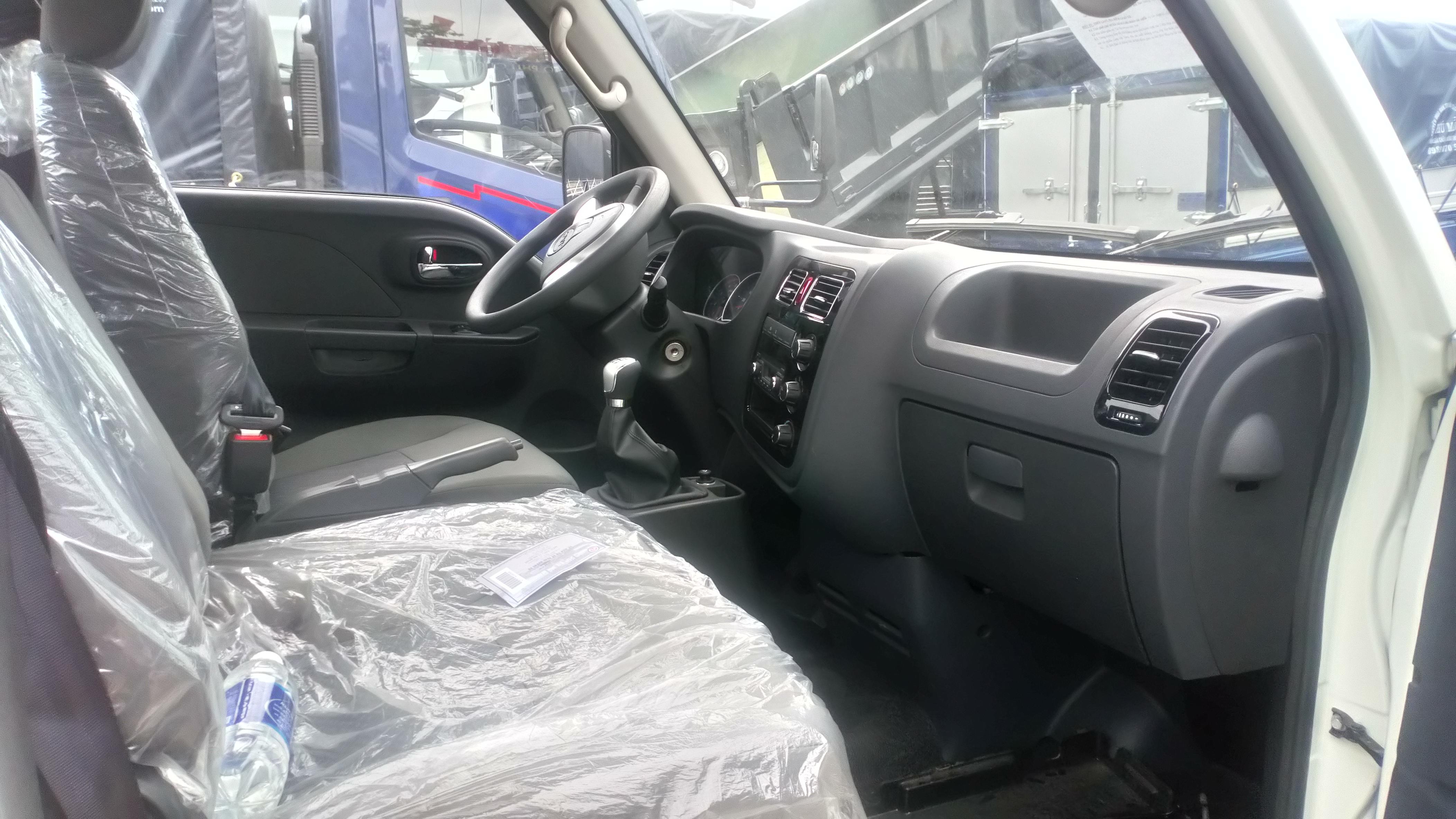 Bán xe tải JAC X-2018 990kg, 1250kg, 1500kg trả góp giá cạnh tranh