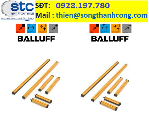 BOS00K0-BOS0123 - Thiết bị bảo vệ điện tử opto - Balluff - Song Thành Công Việt Nam - pic_products_safety_opto-electronic-protective-device