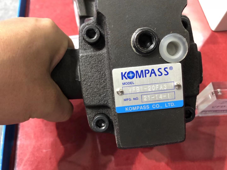 Bơm thủy lực KOMPASS VFB1-20FA3