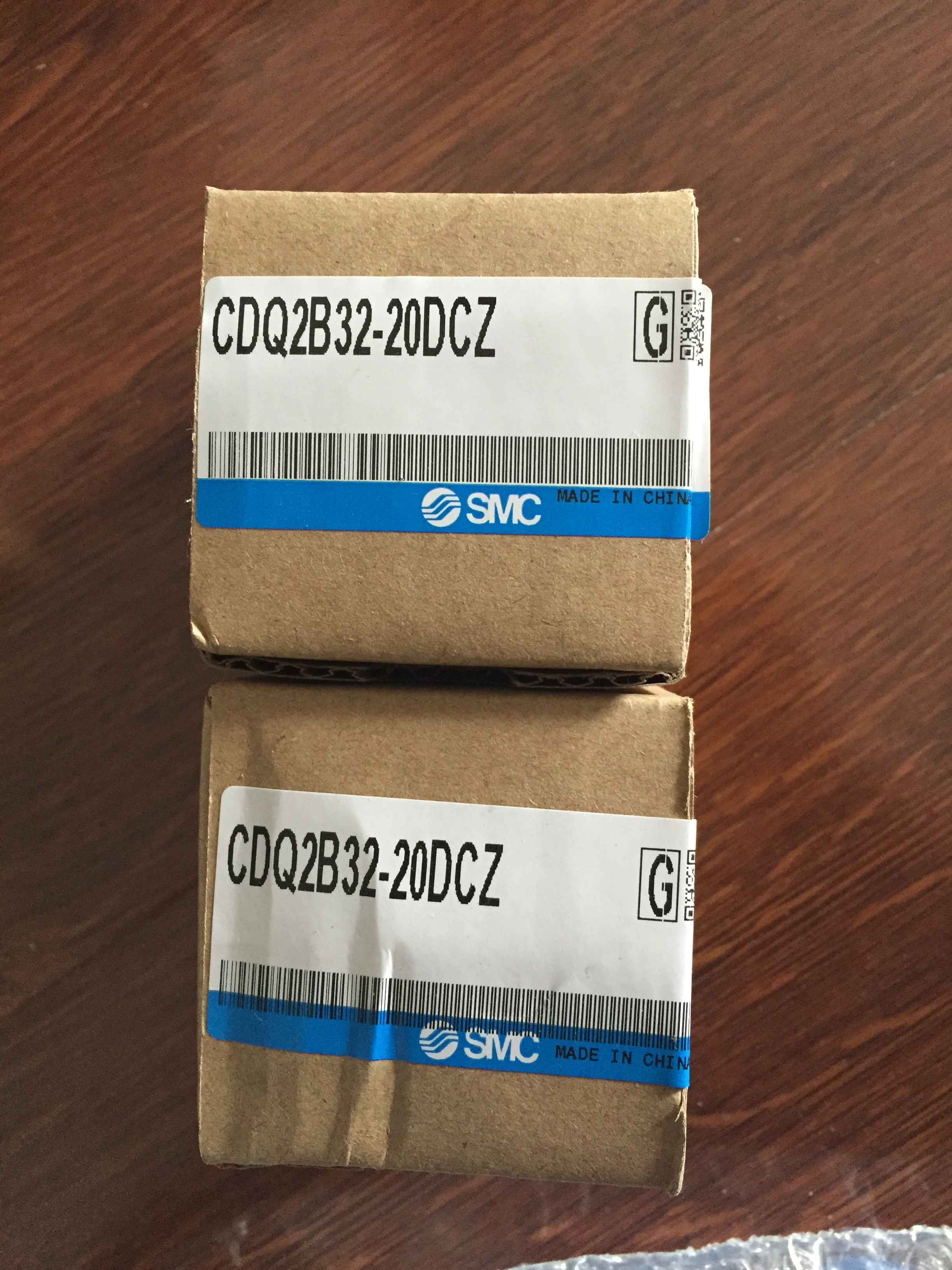 Xylanh SMC CDQ2B32-20DCZ