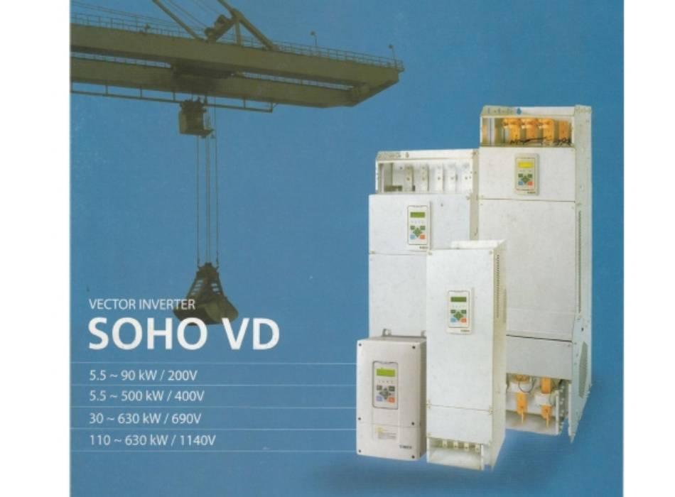 INVERTER SOHO VD (Vector Drive)
