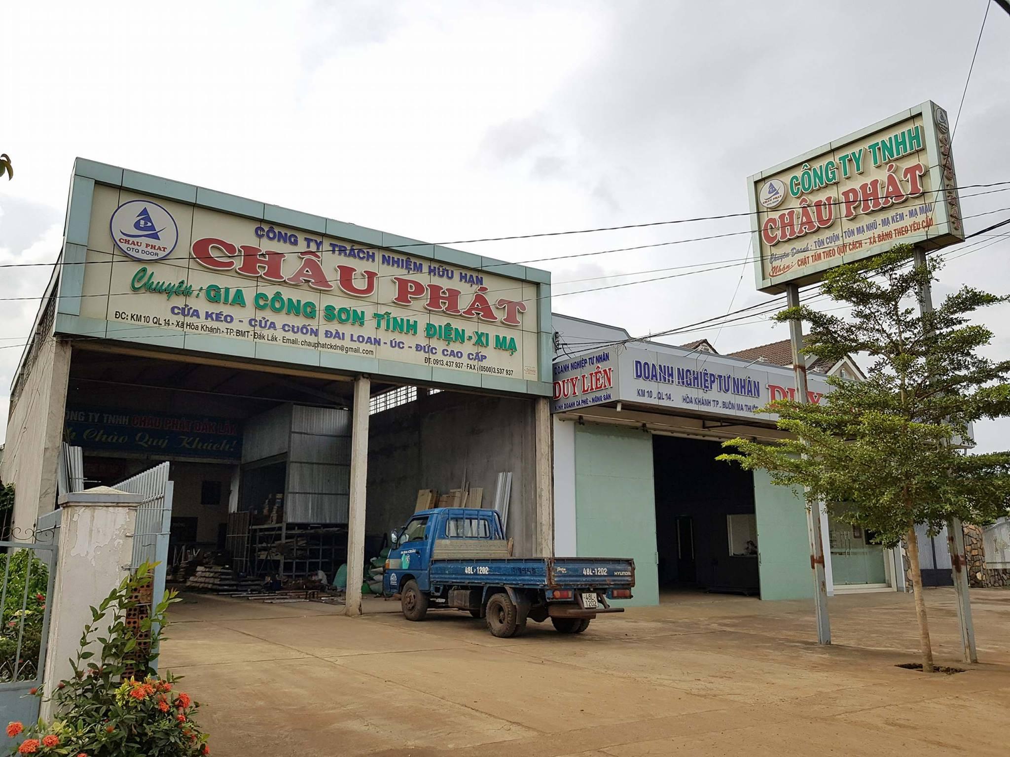 Lắp đặt cửa kéo, cửa cuốn Đài Loan, Đức, Úc; cửa cuốn khe thoáng Buôn Mê Thuột – 0395771177