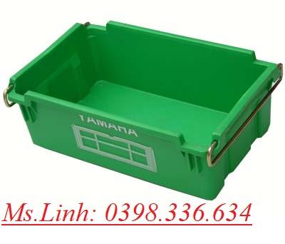Bán thùng nhựa, khay nhựa 0398336634