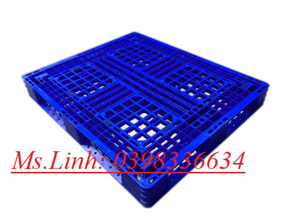 Nơi bán cung cấp pallet nhựa mới 0398336634