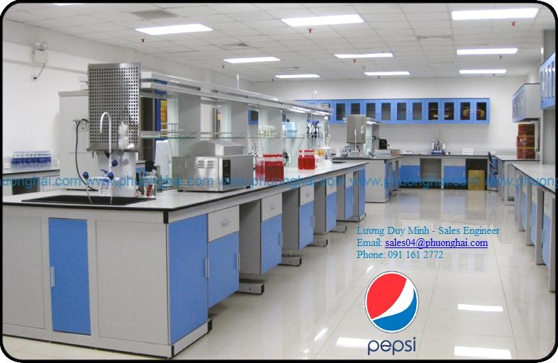 nội thất phòng thí nghiệm đạt chuẩn