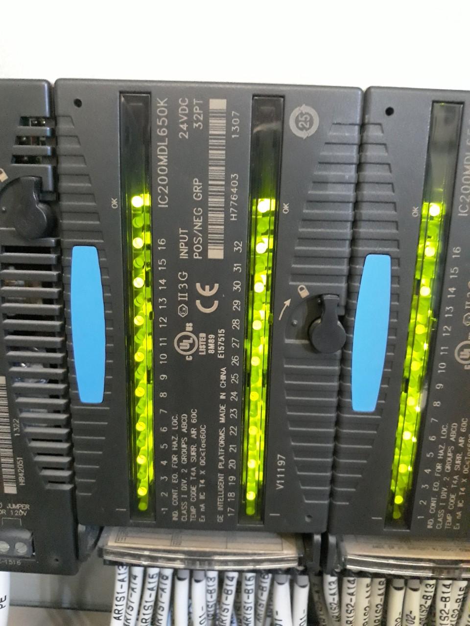 Cung cấp Input Modules 24VDC hãng GE-FANUC