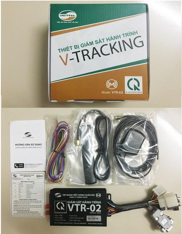 Thiết bị giám sát hành trình V-Tracking