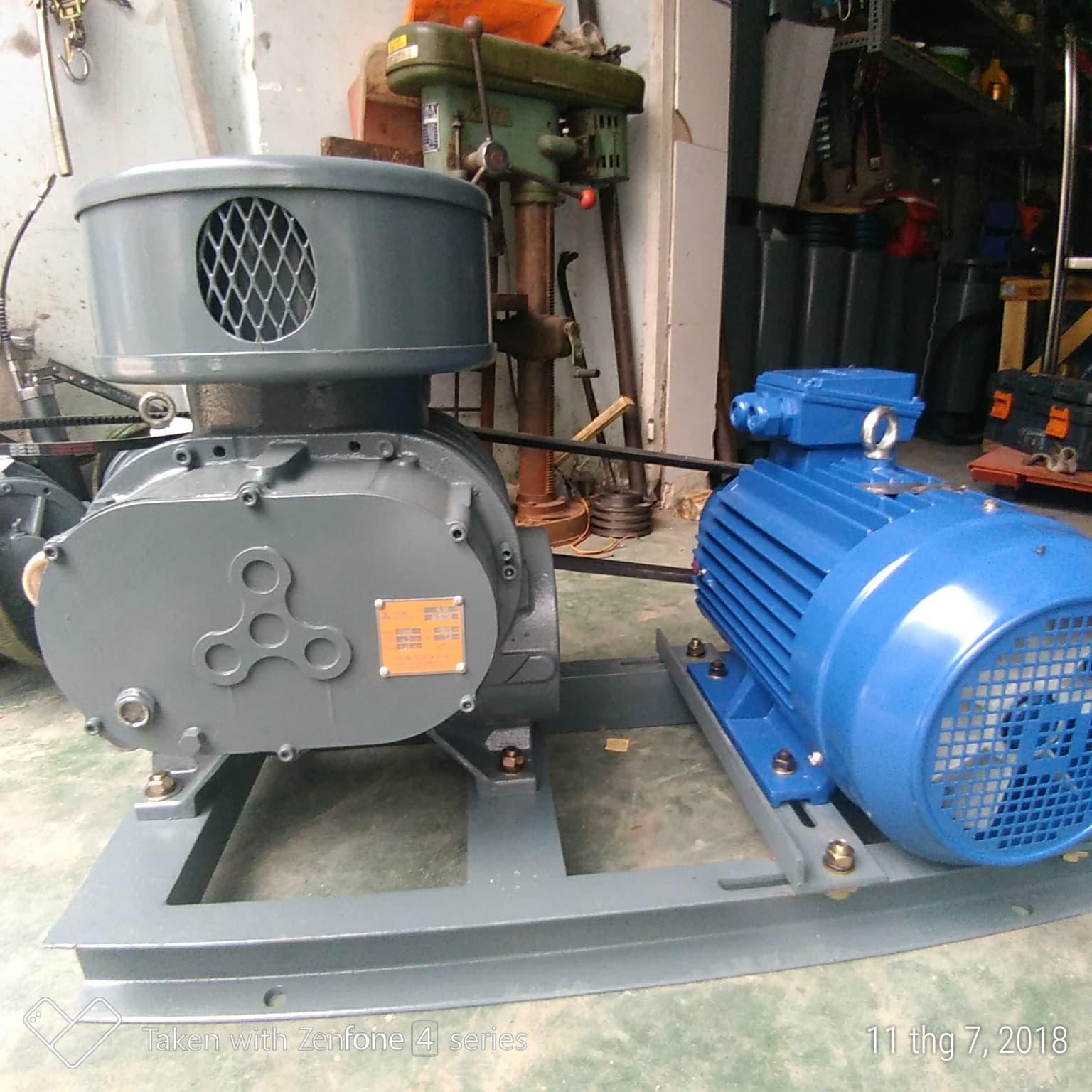máy thổi khí KFM xử lý nước