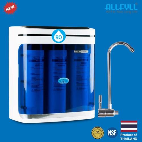 Máy lọc nước uống trực tiếp hiệu Allfyll model Laguna-RO