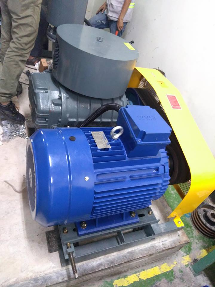 Máy thổi khí KFM model SL125