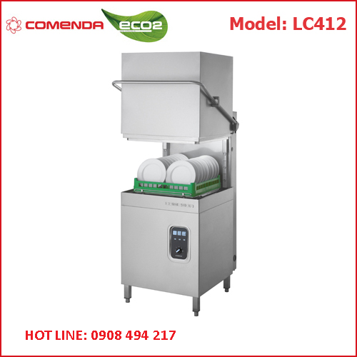 Máy rửa chén Comenda LC412