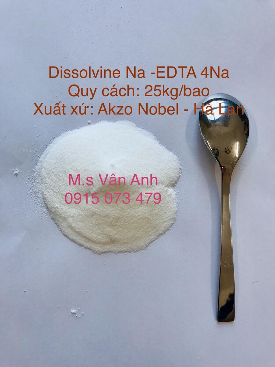 Cung cấp EDTA 4 muối Hà Lan chuyên gia cô lập kim loại nặng giá tốt nhất