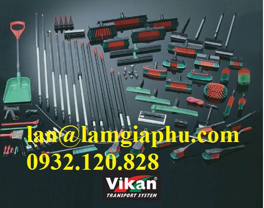 Đại lý VIKAN dụng cụ vệ sinh công nghiệp