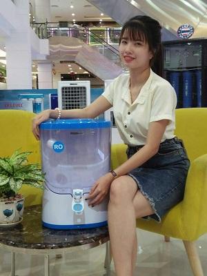 Máy Lọc nước uống RO Allfyll Model Smart 15 lít/giờ