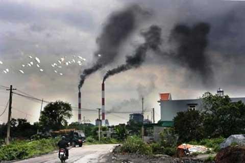 Sát thủ gây ra ung thư là không khí ô nhiễm