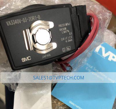 Van điện từ SMC VX3340V-03-2GR1-B
