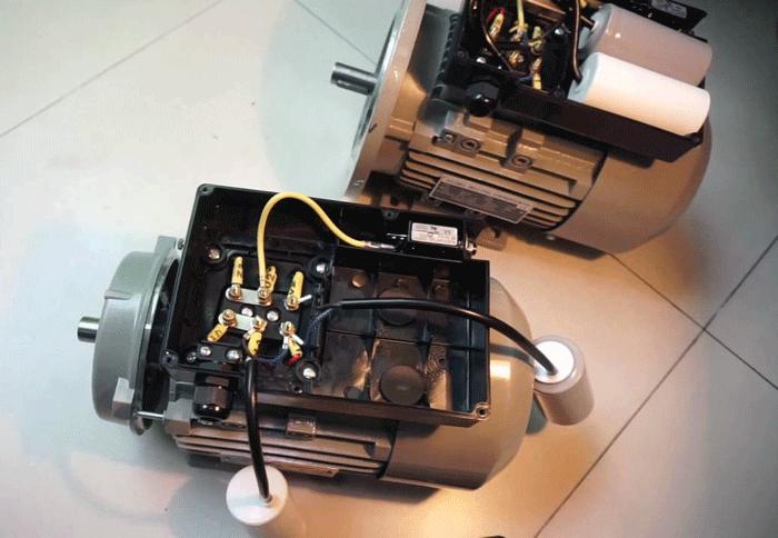 Tụ điện trong máy bơm nước thay như thế nào là đúng?