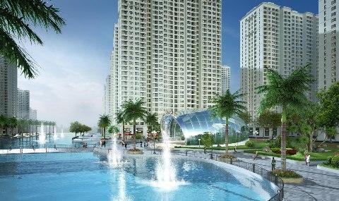 Vingroup chào thuê Vincom Mega Mall Times City