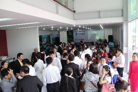 EHome 3 Tây Sài Gòn mở bán giai đoạn hai