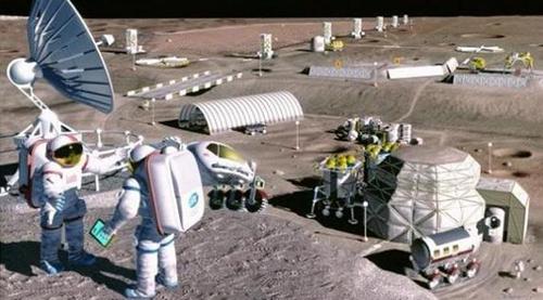 Nga sẽ đưa người lên Mặt Trăng vào năm 2030