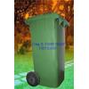 Thùng rác nhựa 120L – 240L – 660L.