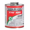 Keo dán ống ABS đặc chủng màu đen weld on 778