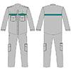 Quần áo công nhân cơ khí Thu Trang
