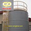 thùng xoắn khuấy trộn hoá chất composite frp