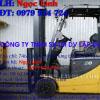 Xe nâng điện ngồi lái Komatsu FB20A-12 đã