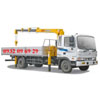 Xe tải Hyundai 5 tấn lắp cẩu Sosan