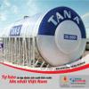 Bồn nước inox công nghiệp Tân Á