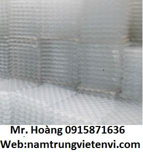 sản xuất tấm lắng lamen