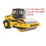 Xe lu rung Shantui, model SR12M-5, SR14M-2....
