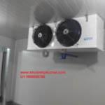 lắp kho lạnh  bảo quản sản phẩm