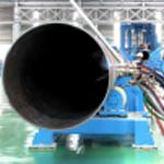 Máy cắt ống CNC, NC,plc