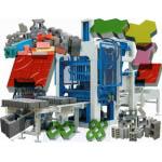 Dây chuyền sản xuất gạch Block ciment