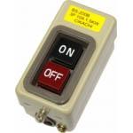 buton on off