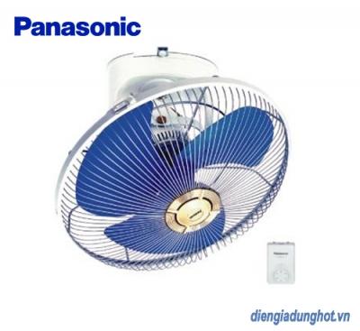 QUẠT ĐẢO TRẦN PANASONIC F-409QB
