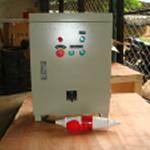 tủ điện sàn nâng ( gondola)