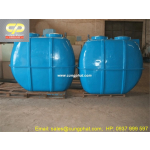 COMPOSITE FRP SEPTIC TANK