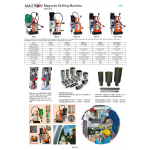 Magnetic Drilling Machines -MAGTRON, MODEL: MBQ100,  may