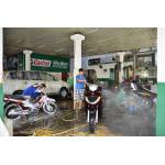 Mở tiệm rửa xe máy chuyên nghiệp cần