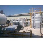 Hệ thống bồn chứa hóa chất HCL & NaOH Composite
