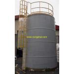 Bồn chứa hóa chất NaOH composite