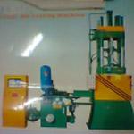máy đúc kim loại thuỷ lực dạng đứng