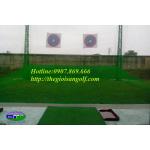 khung tập swing mini golf