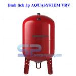 Bình tích áp Aquasystem VRV100-100L